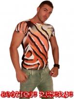 Тениска Зебра 3
