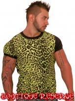 Тениска Green Leopard
