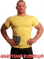 Тениска Yellow 2