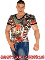 Тениска Graffiti