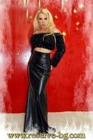Пола Black Leather