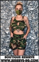 Комплект Army Girl