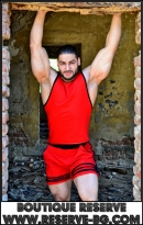 Спортен Комплект Red & Black