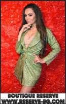 Сако Green Glitter