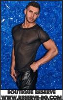 Тениска Black Mesh